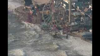 Seaside Heights, New Jersey | The Jersey Shore (The Aftermath of Hurricane Sandy)