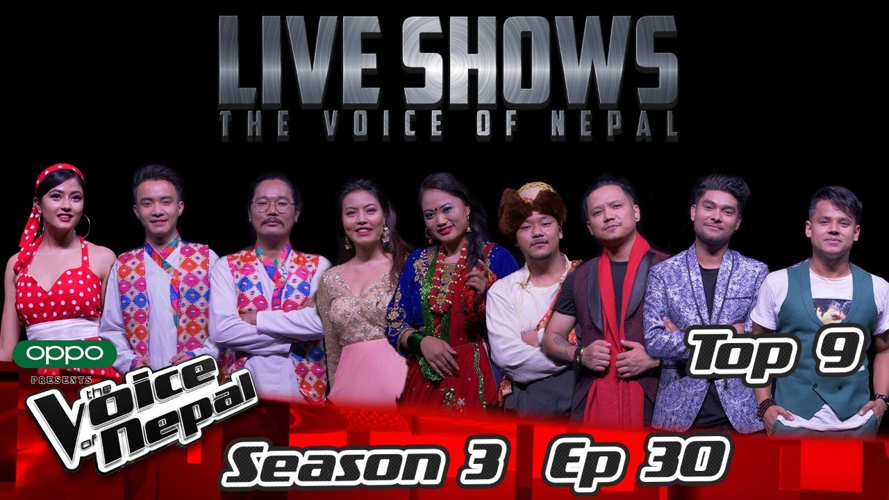 Download The Voice of Nepal Season 3 - 2021 - Episode 30 (LIVE)