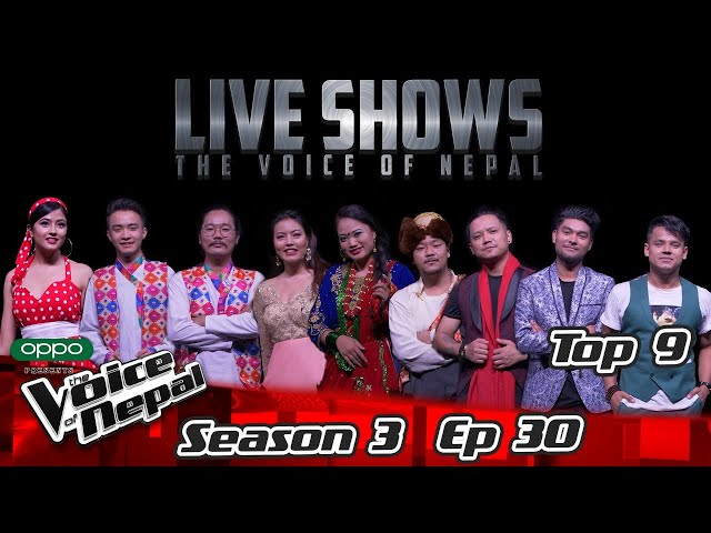 The Voice of Nepal Season 3 - 2021 - Episode 30 (LIVE)