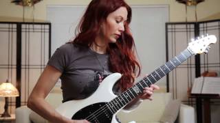 "Deep Purple ""Highway Star"" solo by Gretchen Menn"