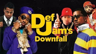 How Def Jam Lost Control of Hip Hop