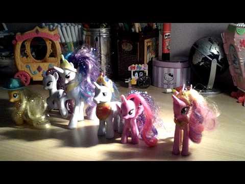 Tienes el talento my little pony