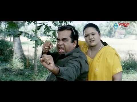 Non Stop Brahmanandam And Shakeela Hilarious Comedy Scenes | Volga Videos