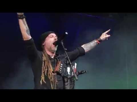 Eluveitie - Nil live Masters of Rock (2014)