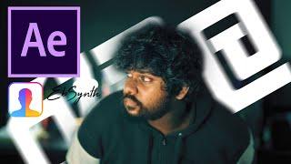How to add a beąrd in After Effects | Sinhala | සිංහල | Sharadh Chanduma