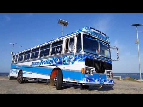 Kilinochchi Bus