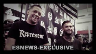 UFC Superstar Cody Garbrandt Wants To Whoop Miesha Tate Husband - esnews