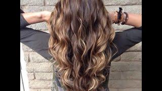 видео Как уложить длинные волосы в домашних условиях красиво за 10 минут