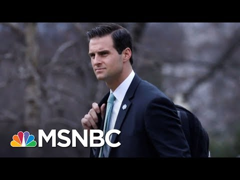 Insider: President Trump White House Is \'Most Toxic\' Workplace On Earth | The 11th Hour | MSNBC