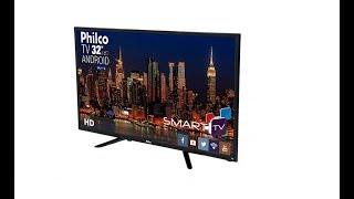 CONFIGURAR OS CANAIS DIGITAL, Smart tv Philco Ph32e60dsgwa