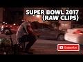 Super Bowl 2017 Falcons vs Patriots - Atlanta (Raw)
