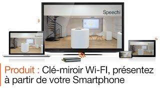 Matériel EZCast Pro pour IPAD et tablette Android