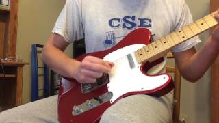 Fender Squier Affinity Telecaster: Rock Out On A Budget