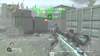 Call Of Duty 4 Infectable Mod Menu Lobby in Private Match
