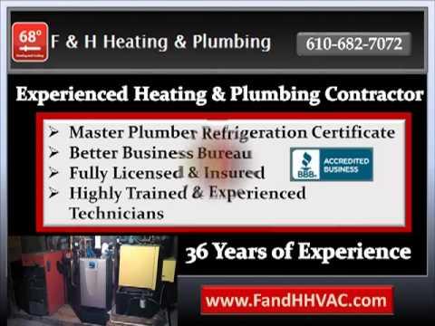 Allentown Air Conditioning, Heating & HVAC Repair in Allentown, PA - 610-682-7072