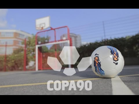 Digital Sport - The background to Copa90 & how to succeed on YouTube