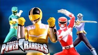 Power Rangers  Morphin through time!