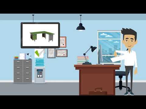Office Furniture Dealers Marketing Video