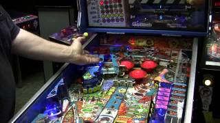 #415 Gottlieb LIGHTS! CAMERA! ACTION! Pinball Machine -  TNT Amusements