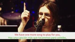 Steven Wilson - Raider II subtitulos español lyrics