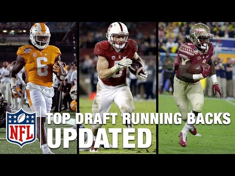 Top 5 Running Backs in 2017 NFL Draft | Path to the Draft