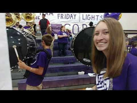 Alvarado High School Pep Rally Homecoming September 27, 2019 Freaky Friday