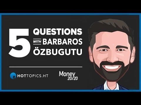 Five Questions With...Barbaros Ozbugutu, CEO & Co-Founder, iyzico