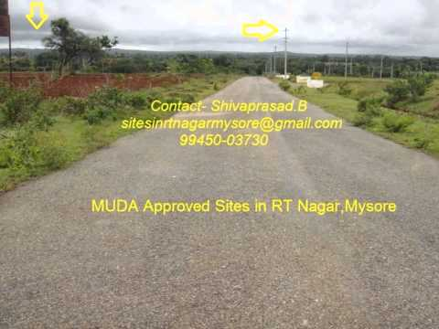 Sites in rt nagar mysore