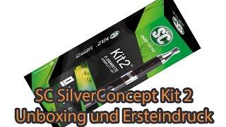 SC SilverConcept Kit 2 Unboxing und Ersteindruck