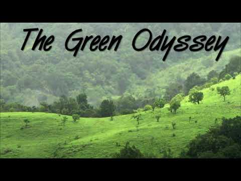The Green Odyssey ♦ By Philip Jose Farmer ♦ Science Fiction ♦ Full Audiobook