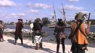 Peanut Island Pirates 2010 East Coast Privateers