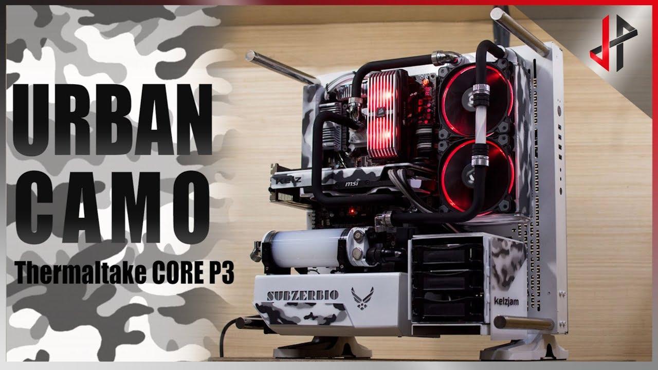 Tt Core P3 Urban Camo Edition Youtube