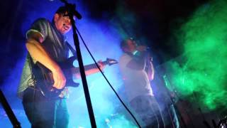 While My Guitar Gently Weeps  (Cover) - Navajo Dogs Live at Calne Rec Club