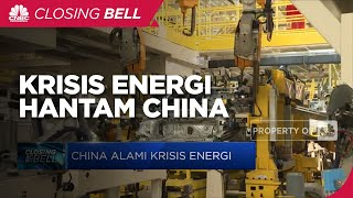 China Kena Krisis Energi, Warga & Industri Terkena Dampak