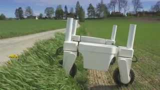 Thorvald - NMBU Agricultural Robot