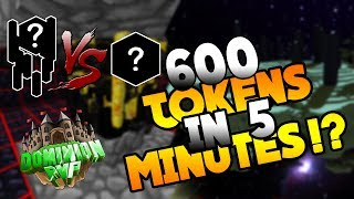 factions series 3 600 tokens in 5 minutes unique key giveaway