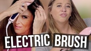 Electric Straight Brush Unboxing (Beauty Break)