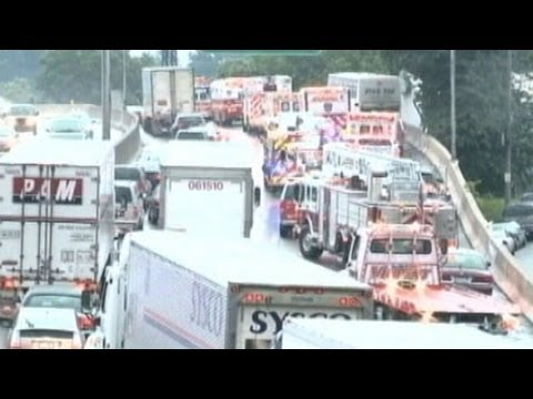 Accidents on US Highways