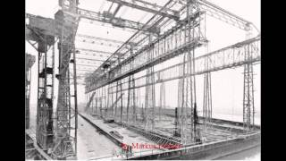 RMS Titanic and RMS Olympic very rare pictures