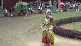 pihus dance- ekdantay vakratunday