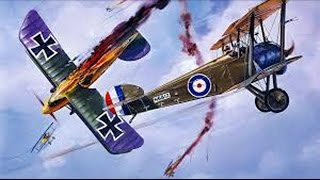 Lafayette Escadrille-WW1 Aircraft Battle