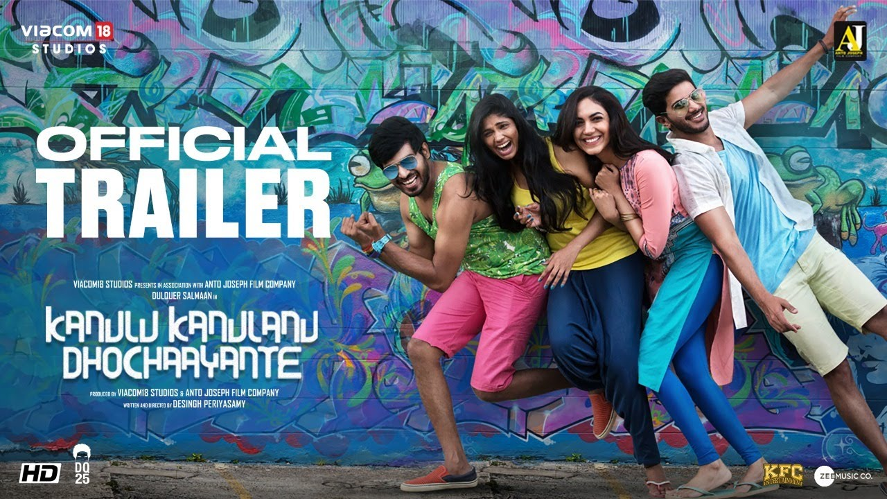 HINDI-MOVIES :: Kannum Kannum Kollaiyadithaal [2020] FullMovie (Watch Online Free) HD