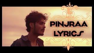 PINJRAA LYRICS | Gurnazar |B Praak|jaani | music lyrics | sonam patil