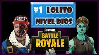las mejores jugadas de Lolito - nivel legendario