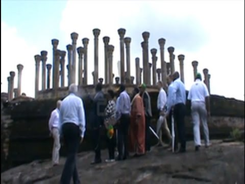 Archaeological site in Madirigiriya in danger?