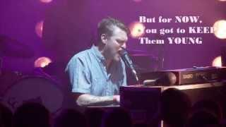 Cold War Kids - Jailbirds (Lyrics Live Video) ᴴᴰ