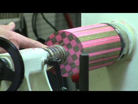 Turning A Pepper Mill