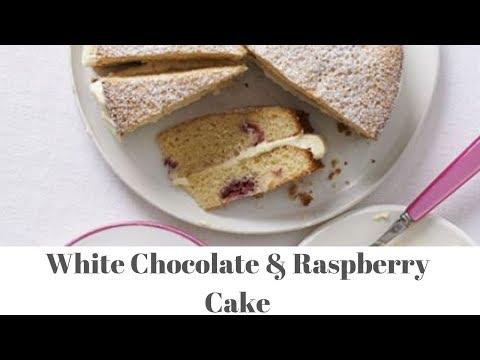 how-to-make-white-chocolate-and-raspberry-cake