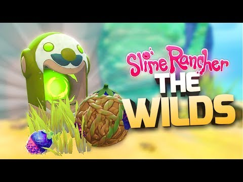 NEW KOOKADOBA FRUIT IN THE WILDS! - Slime Rancher 1.1.0 Full Version Gameplay Part 14