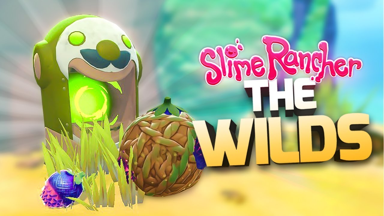 NEW KOOKADOBA FRUIT IN THE WILDS! - Slime Rancher 1 1 0 Full Version  Gameplay Part 14